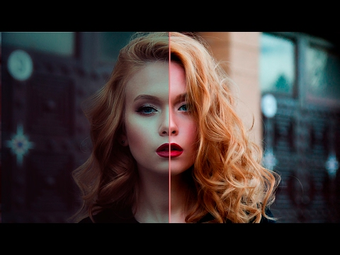 Dramatic Color Effect - Photoshop Tutorial