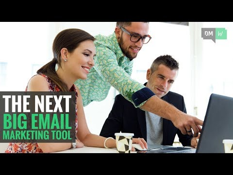 Is This The Next Big Email Marketing Tool? - DMW #57