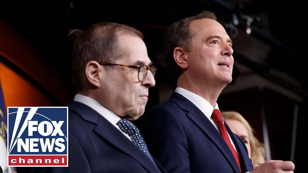 Tensions flare between Schiff, Nadler during impeachment trial