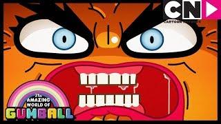 Gumball | Darwin Gets Jealous Of Penny | The Bros | Cartoon Network