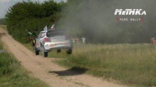 Mikkelsen / Jaeger | FLAT OUT | WRC Rally Poland 2016