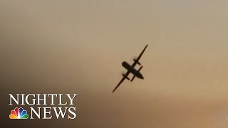 New Concerns Over Airport Security After Employee Steals And Crashes Plane   NBC Nightly News
