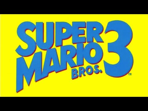 Super Mario Bros. 3 (NES) Complete Walkthrough