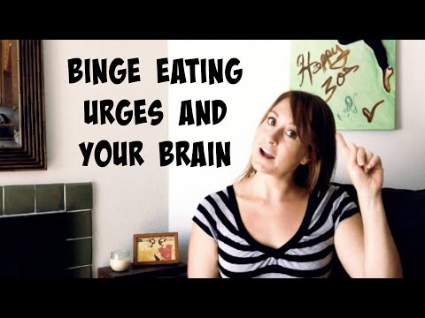 Binge Eating Urges and Your Brain - Coach Kir