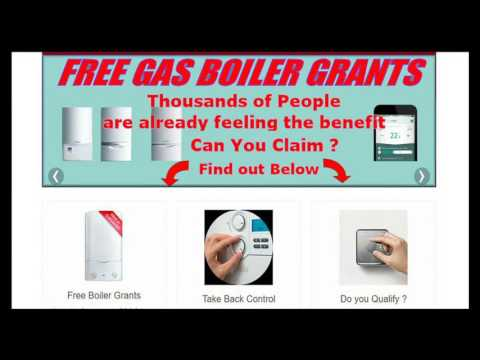 Free Boiler Grants Darwen