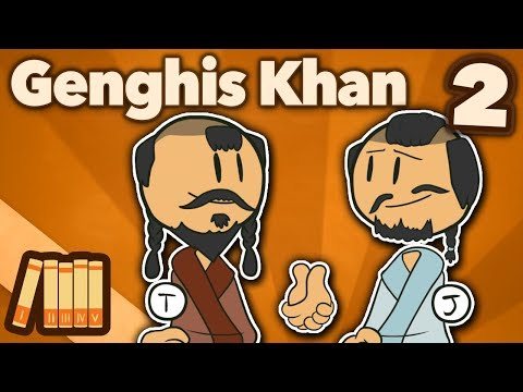 Genghis Khan - The Rivalry of Blood Brothers - Extra History - #2