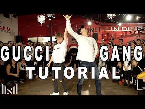 GUCCI GANG - Lil Pump Dance Tutorial | Matt Steffanina X Josh Killacky