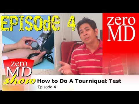 How To Do A Tourniquet Test for Dengue and Coastal Clean-Up