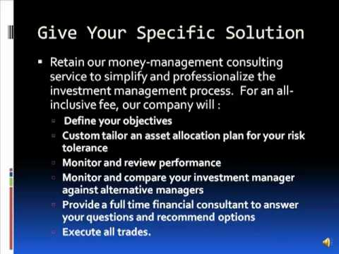 Closing Sales Presentation - Your Specific Solution