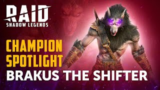 RAID: Shadow Legends | Champion Spotlight | Brakus the Shifter