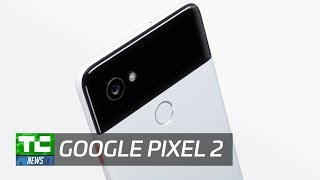 This is the Google Pixel 2 smartphone