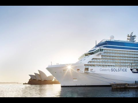 Celebrity Solstice with Phil Hoffmann Travel