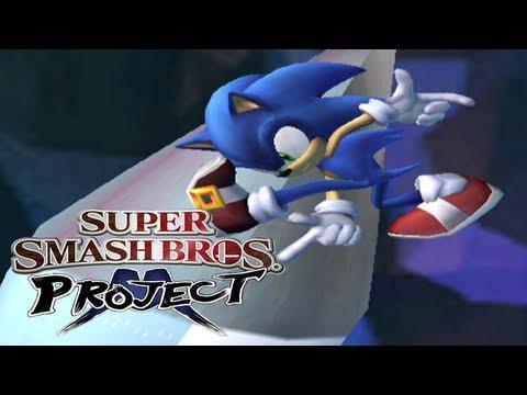 Super Smash Brothers Project M LIVE #1 - vs TornadoSurvives