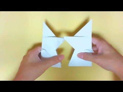折り紙の折り方 「相撲取り」  How to make