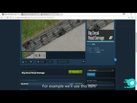 Steam External Downloader - How to download Steam Workshop item