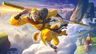 Alan Walker (Remix)    Journey to the West     New Animation Music Video