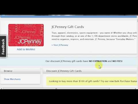 Buying Discounted Gift Cards.avi
