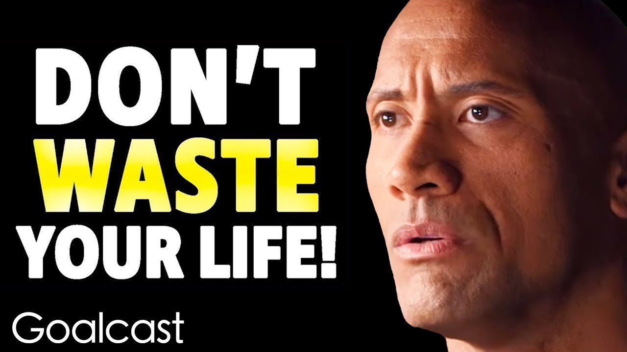 """""""I Was BROKE, DEPRESSED & LOST!""""  - Do This To Turn Your LIFE AROUND! - Dwayne """"The Rock"""" Johnson"""