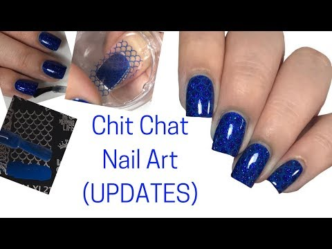 Chit Chat Nail Art- UPDATES! (#3)