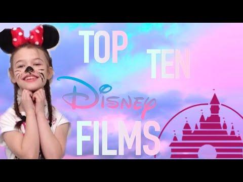 Top Ten Disney Films| heyitstal_
