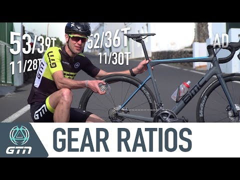 Gear Ratios Explained For Triathlon | Choosing The Right Cassette, Chainrings & Shifters
