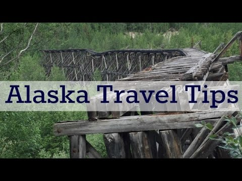 Alaska Travel Tips: Flights, Renting Motorhomes, Saving Money & Bringing Home Fish