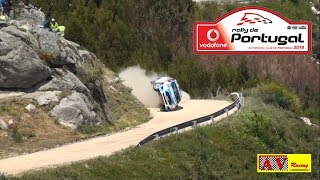 WRC Rally de Portugal 2018 | Show, Action, Crash & Maximum Attack | A.V.Racing