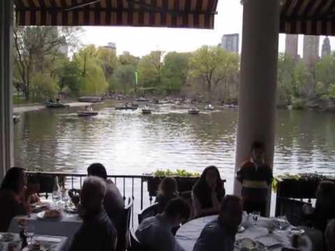Oh Danny Boy - Central Park Boathouse