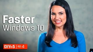 How To Make A Computer Faster Windows 10 Kingston Diy In 5 Ep 4