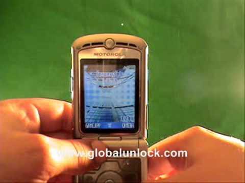 The Safest, Easiest Motorola RAZR V3c Unlock Method