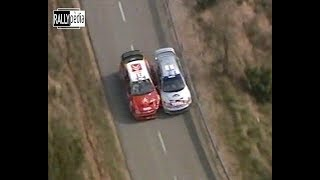 [Video.248] Crash Loeb vs Burns Onboard Rallye Catalunya 2002