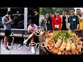 某個週末Weekend Vlog 🌴 近期妝容分享|湖邊烤肉活動|寶可夢草苗龜日