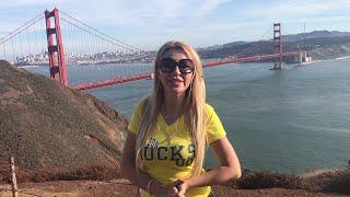 Strazile din San Francisco (si Golden Gate )-de Lorenna