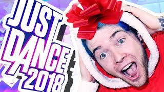 MY CHRISTMAS PRESENT TO YOU!!! (Just Dance 2018!)