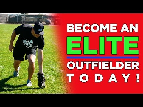 How To Be A Better Outfielder - Baseball Outfield Tips!