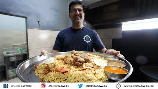 BIGGEST Arabian Mandi Thali in Hyderabad | Kitchen visit & Tasting