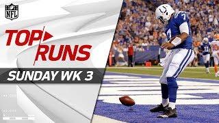 Top Runs from Sunday | NFL Week 3 Highlights