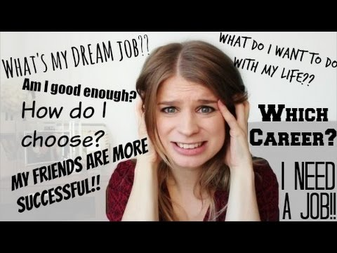 How To Stop Worrying About Choosing A Career