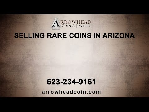 Selling Rare Coins in Arizona