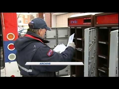 Canada Post Reveals Door to Door Cuts