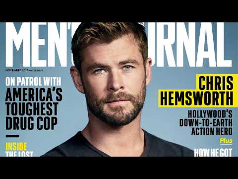 Behind the Scenes with Chris Hemsworth