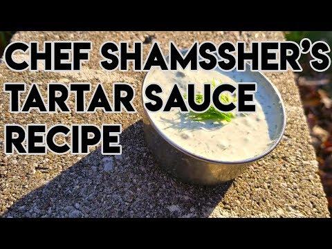 Chunky Tartar Sauce | How To Make Tartar Sauce