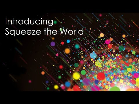 HTC Themes: Squeeze the World