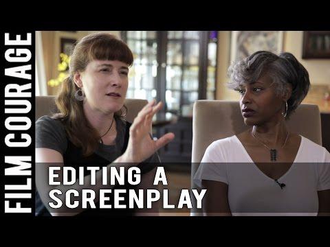 Editing and Revising A Screenplay by Barrington Smith Seetachitt & Janice Rhoshalle Littlejohn