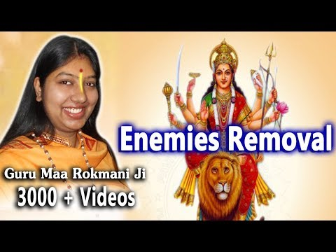 Powerful Durga Mantra for Protection from Enemies & Negative Forces