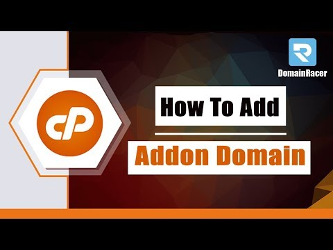 cPanel - Addon Domain Create Step by Step 2018