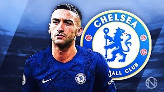 HAKIM ZIYECH - Welcome to Chelsea - Unreal Skills, Passes, Goals & Assists - 2020 (HD)