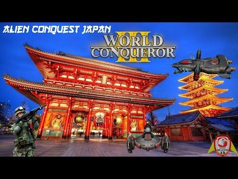 World Conqueror 3 Alien Conquest Japan Part 3 [HD]