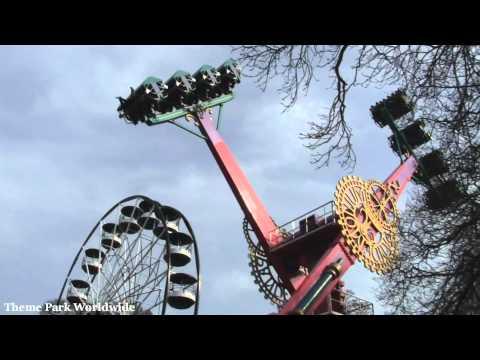 Pandemonium Off Ride HD Drayton Manor