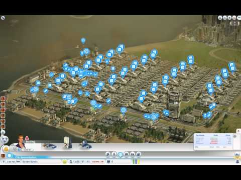 How to make money in SimCity 2013 with Electronic Specialization